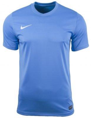 Nike Dry T Shirt Himmelblau