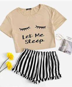 Nachtwäsche *Let me Sleep*
