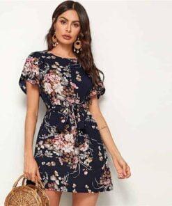 Tunika Kleid für Frauen 2019